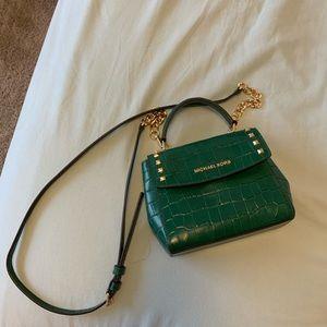 Micheal Kors mini leather bag